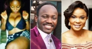 Yet Another Lady Accuses Apostle Suleman Of Having Threesomes With Her And Actress Iyabo Ojo